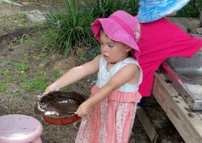 Nambour Community Kindy Learning Through Play