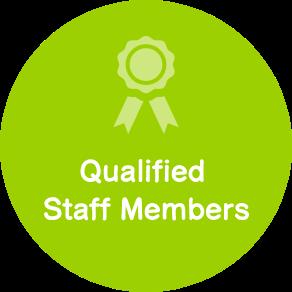 qualified Staff Members